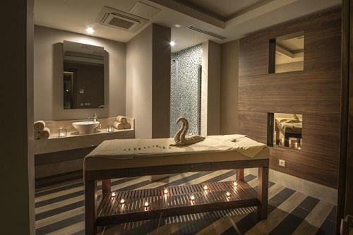 سالن ماساژ و سلامت هتل رویال وینگز آنتالیا Royal Wings