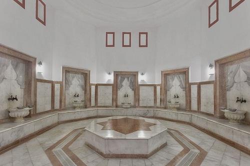 حمام ترکی هتل وو کرملین آنتالیا
