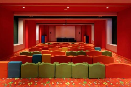 سینمای کودکان هتل تایتانیک دلوکس آنتالیا