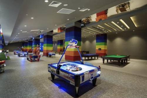 سالن بازی هتل تایتانیک دلوکس آنتالیا