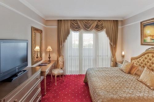 سوئیت های Jr Royal Suite هتل وو کرملین