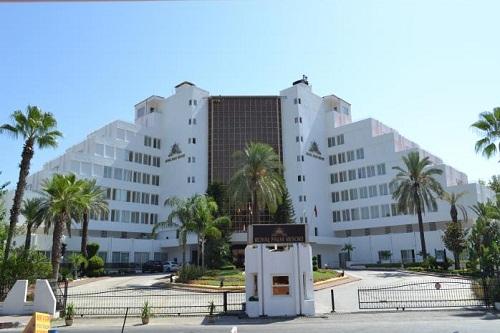 هتل رویال پالم ریزورت کمر آنتالیا Royal Palm Resort