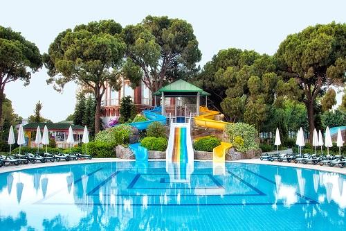 پارک آبی هتل وو کرملین آنتالیا WOW Kremlin Palac