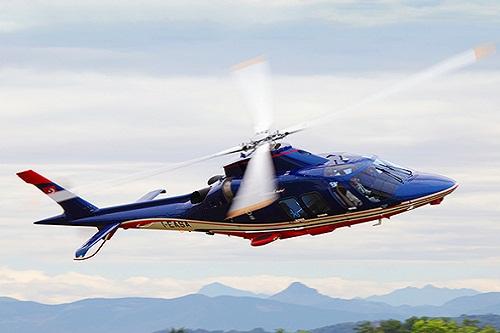 ترانسفر فرودگاهی با هلیکوپتر