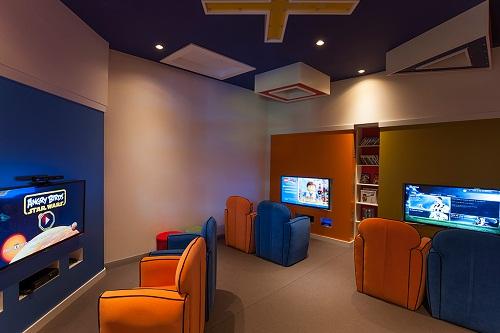 کلوپ کودکان هتل 5 ستاره رگنوم آنتالیا