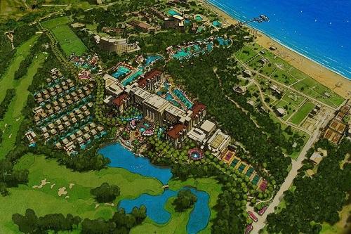 هتل رگنوم آنتالیا Regnum Carya Resort