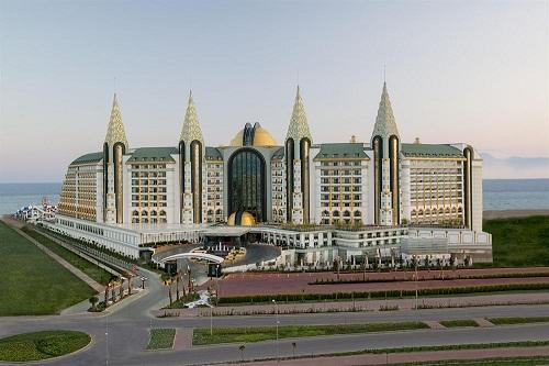 هتل دلفین امپریال لارا آنتالیا Delphin Imperial