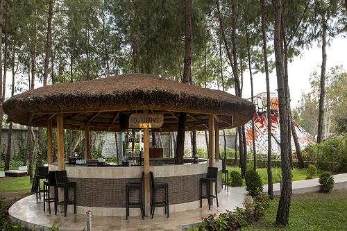 اسنک بار پارک آبی هتل مکس رویال بلک آنتالیا