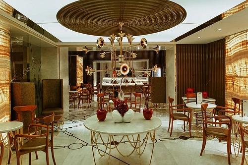 کافه Chocolatier هتل مکس رویال بلک آنتالیا