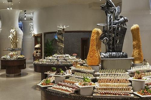 رستوران های هتل مکس رویال بلک آنتالیا Maxx Royal Belek