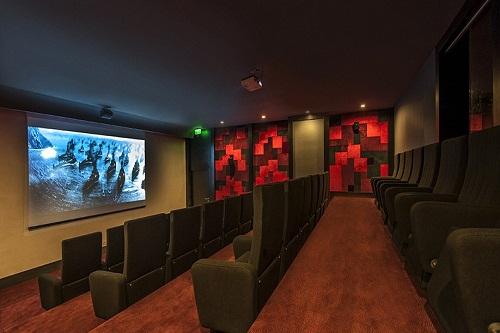 سینمای هتل مکس رویال بلک آنتالیا