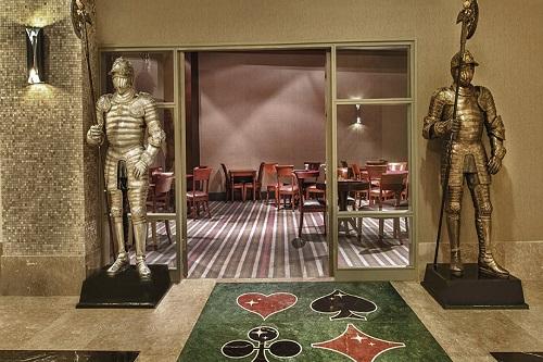 سالن بازی های فکری هتل مکس رویال بلک آنتالیا