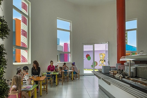 رستوران کلوپ کودکان هتل مکس رویال بلک آنتالیا