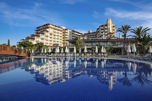 هتل بلیس دلوکس بلک آنتالیا Bellis Deluxe