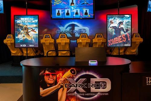 سینما 3D هتل رگنوم آنتالیا