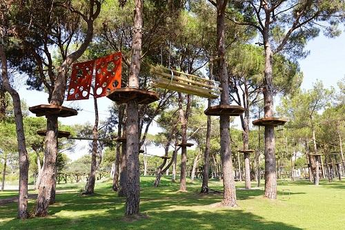 پارک جنگلی هتل رگنوم آنتالیا Regnum Carya Resort