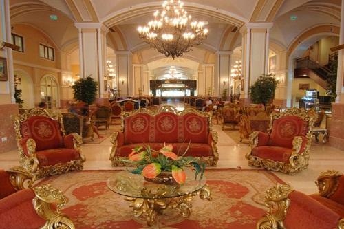 لابی هتل 5 ستاره وو کرملین آنتالیا
