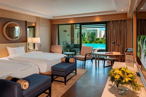 اتاق های Golf Room by Pool هتل رگنوم