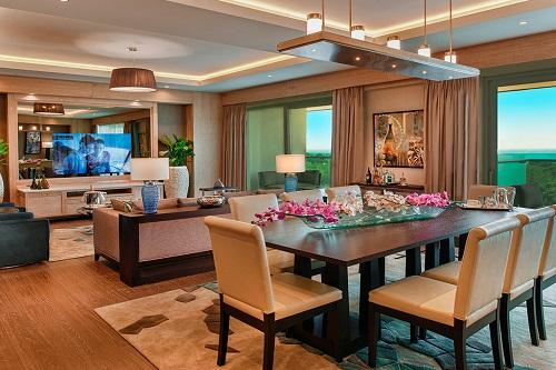 سوئیت های Presidential Suite هتل رگنوم