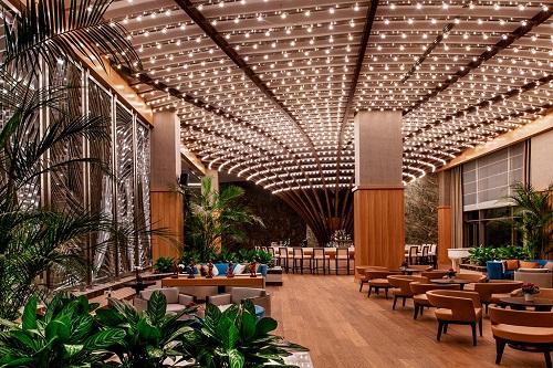 لابی هتل مگنوم آنتالیا