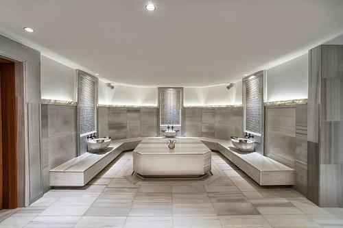 حمام ترکی هتل رگنوم