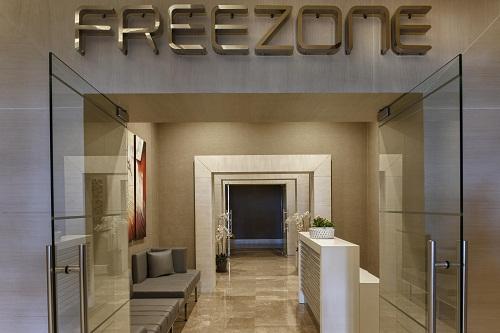 سرویس FreeZone هتل مکس رویال بلک آنتالیا