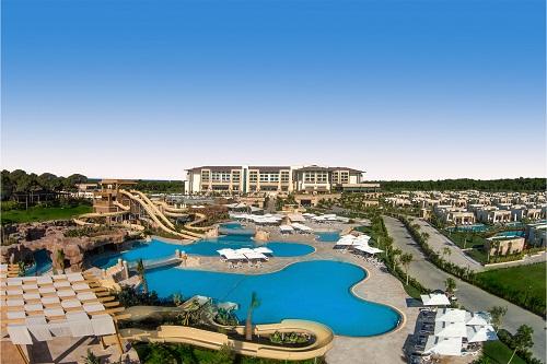 پارک آبی هتل رگنوم آنتالیا Regnum Carya Resort