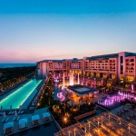 هتل رگنوم آنتالیا Regnum Carya Golf Resort