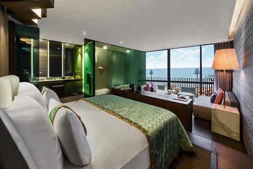 سوئیت های استاندارد هتل مکس رویال کمر آنتالی