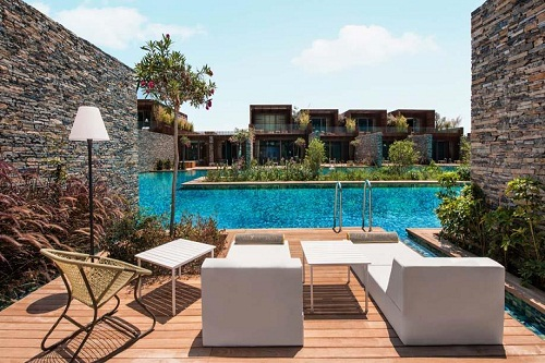 Maxx Laguna Dubleks Suite هتل مکس رویال کمر آنتالیا