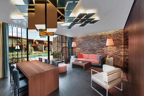 سوئیت های Maxx Lagoon Suite هتل مکس رویال کمر آنتالیا