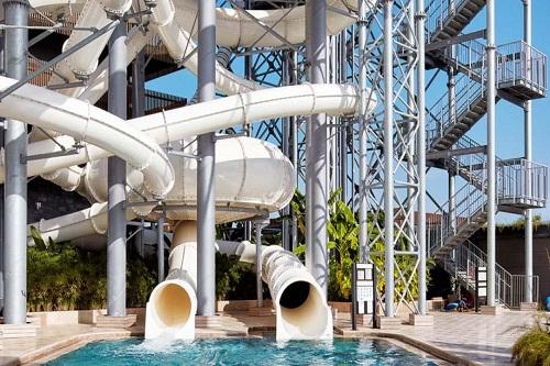 پارک آبی هتل مکس رویال کمر آنتالیا Maxx Royal Kemer