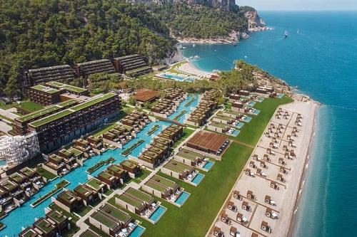 هتل مکس رویال کمر آنتالیا Maxx Royal Kemer