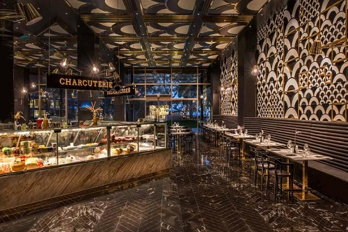 رستوران اصلی هتل مکس رویال کمر آنتالیا Maxx Royal Kemer
