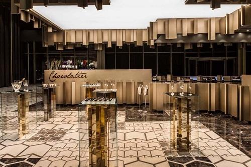 کافه Chocolatier هتل مکس رویال کمر آنتالیا