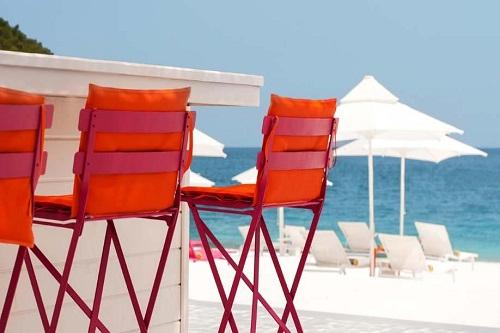 اسنک بار ساحلی Tangerine Beach Snack هتل مکس رویال کمر آنتالیا