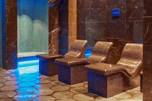 سالن ماساژ و سلامت هتل مکس رویال کمر آنتالیا Maxx Royal Kemer