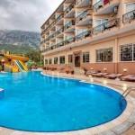 هتل ماتیات آنتالیا Matiate Antalya بلدیبی