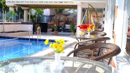هتل نیویورک آنتالیا
