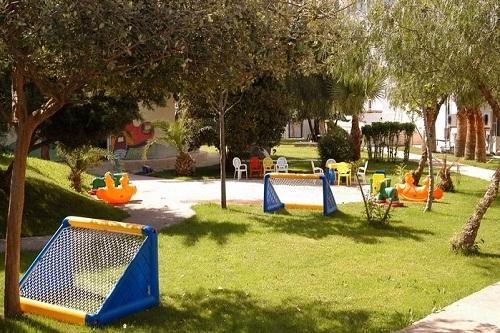 کلوپ کودکان هتل رویال پالم ریزورت کمر آنتالیا Royal Palm Resort