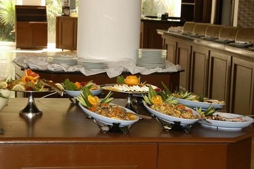 رستوران های هتل رویال پالم ریزورت کمر آنتالیا Royal Palm Resort