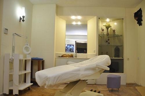 سالن ماساژ هتل رویال پالم ریزورت (سالن زیبایی)