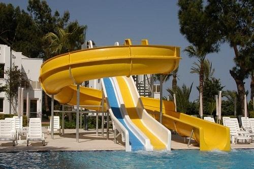 پارک آبی هتل رویال پالم ریزورت کمر آنتالیا Royal Palm Resort