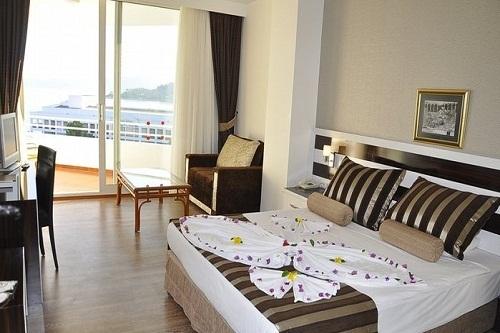 هتل رویال پالم ریزورت (اتاق های استاندارد)
