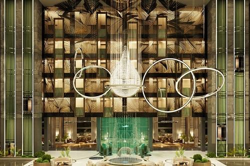 لابی هتل 5 ستاره رگنوم آنتالیا