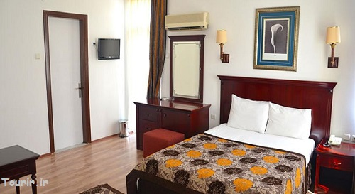اتاق های رویال آتالا آنتالیا