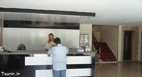 پذیرش هتل رویال آتالا آنتالیا