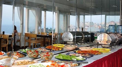 رستوران رویال آتالا آنتالیا