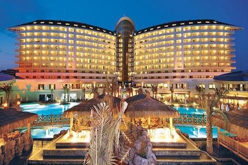 امکانات اقامتی هتل رویال وینگز آنتالیا Royal Wings