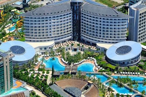 هتل رویال وینگز آنتالیا Royal Wings